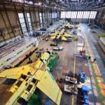 Авиационные заводы
