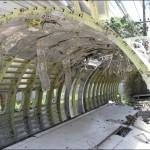 Конструкция фюзеляжа самолета