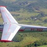 Планер самолета