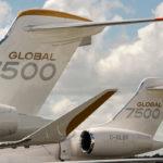 Новая страница истории Global 7500