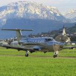 С начала года Pilatus Aircraft поставил 35 самолетов