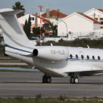 Фото факт: В Португалии появился первый G280