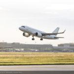 ACJ319neo поставил рекорд продолжительности полета