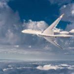 Bombardier увеличил дальность Global 7000