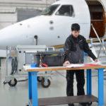 ABS Jets сократил время C-Check на 25%