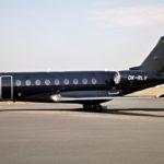 В Чехию поставлен первый Gulfstream G280