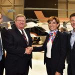 Luxaviation и HeliFlite стали партнерами
