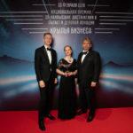 Авиакомпания «Меридиан» – лауреат премии «Крылья бизнеса»